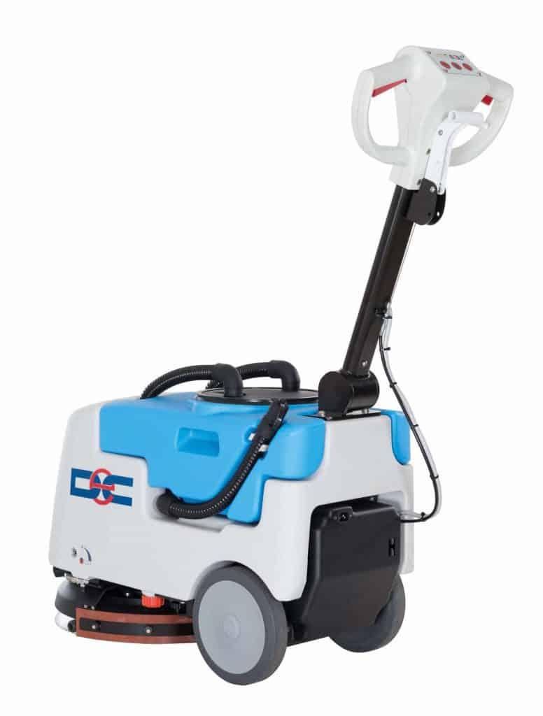 מכונת שטיפת רצפה קטנה B38