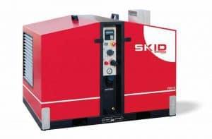 מכונת שטיפה בלחץ SKID