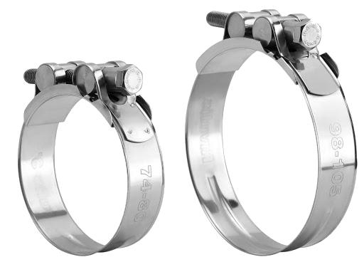 טבעת הידוק לצינור גמיש