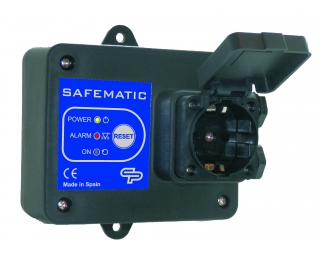 switchmatic הגנת זרם גבוה ונמוך למשאבות
