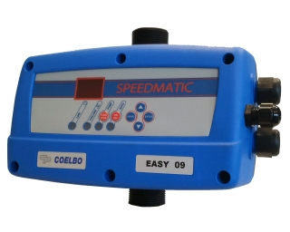 speedmaticeasy ממיר תדר למשאבות חד פאזיות